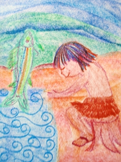 NW Native American Myths L. Arts Block age 7-9